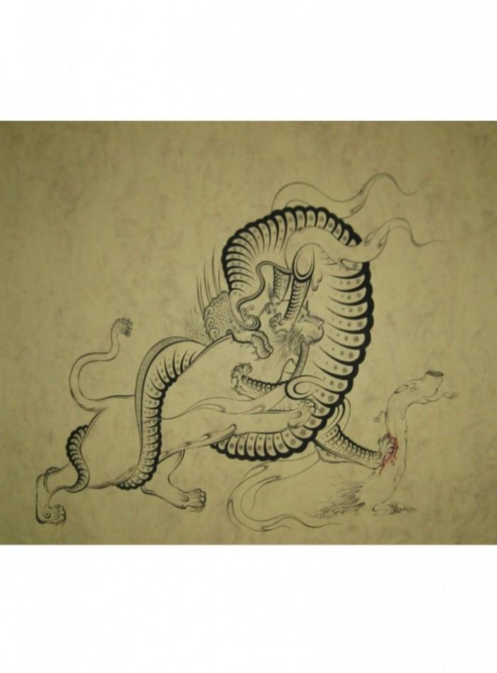 Dragon & Lion
