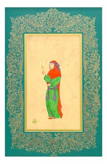 The Standing Woman with Tasheer Phoenix