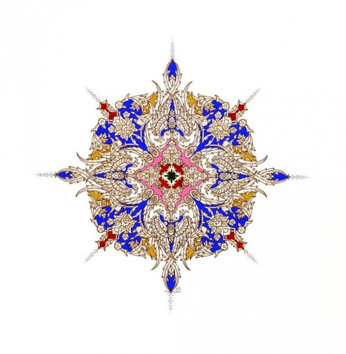 Persian Phoenix No, 3