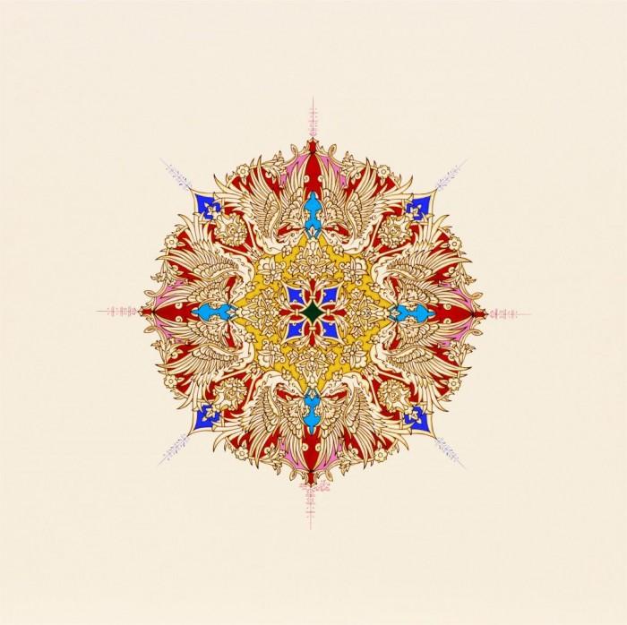 Persian Phoenix No, 5
