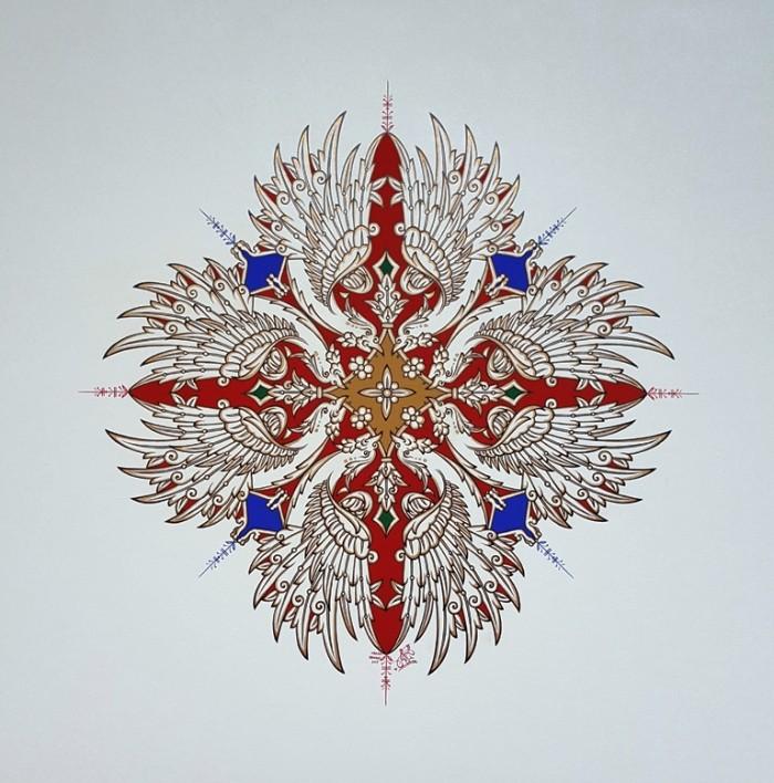 Persian Phoenix No, 13