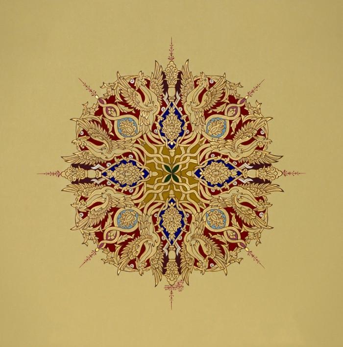 Persian Phoenix No, 15